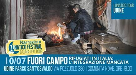 """Il 10 luglio al Parco SantOsvaldo """"Fuori Campo"""" con Medici Senza Frontiere"""