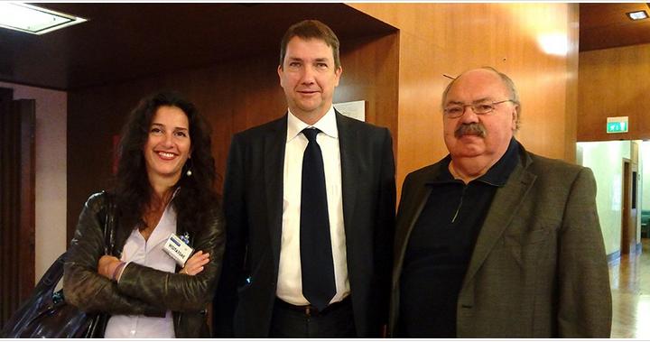 Il Vicepresidente di ALDA incontra il Consiglio Regionale Friuli Venezia Giulia sulla crisi di migranti a Bihać